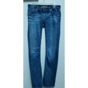 BKE Blue Jeans 28 Tall